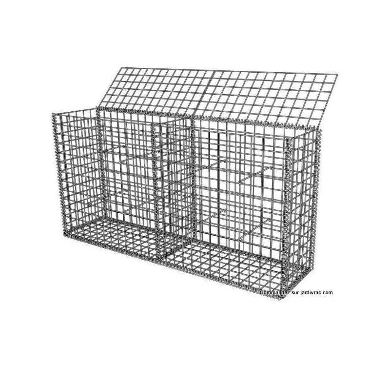gabion 2 0 3 1m mm jardivrac. Black Bedroom Furniture Sets. Home Design Ideas