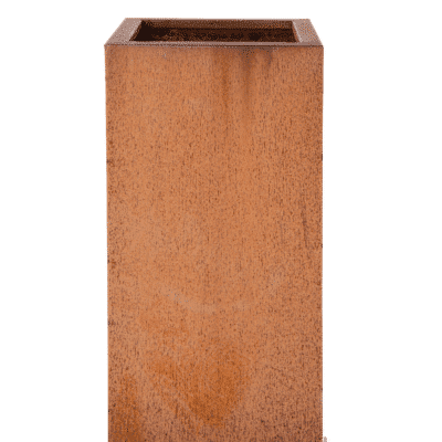 Pot Colonne Corten New York