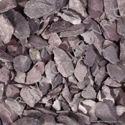 Paillette d'ardoise violette