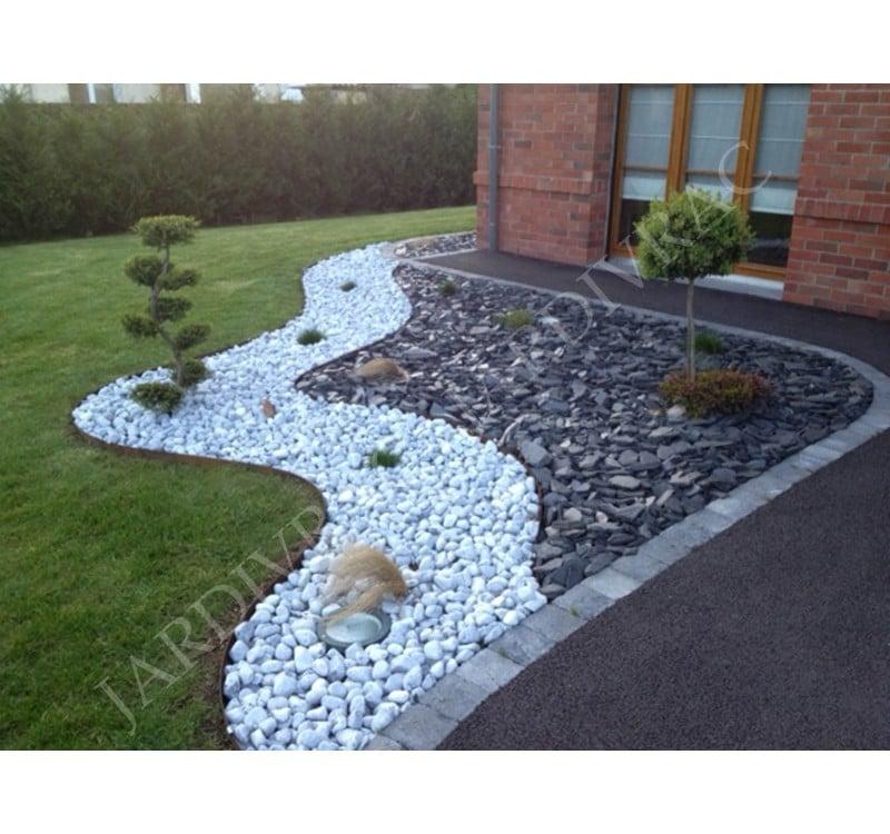 P tale d 39 ardoise 40 70 mm jardivrac am nagement for Decoration jardins et terrasses