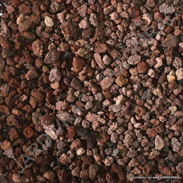 Pouzzolane 7 à 15 mm