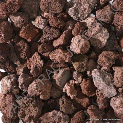 Pouzzolane 15 à 40 mm
