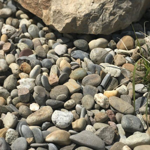 Galet de rivière 16 à 32 mm