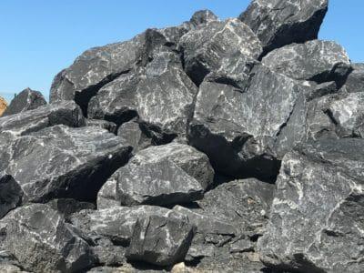 Roche et pierre Roche bleue 60 à 300 kg