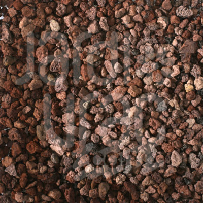 Pouzzolane rouge 7 à 15 mm