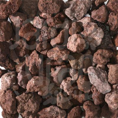 Pouzzolane rouge 15 à 40 mm