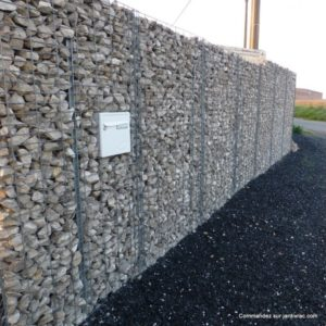 Mur en gabion MACERIA