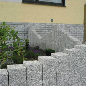 Palissade granit