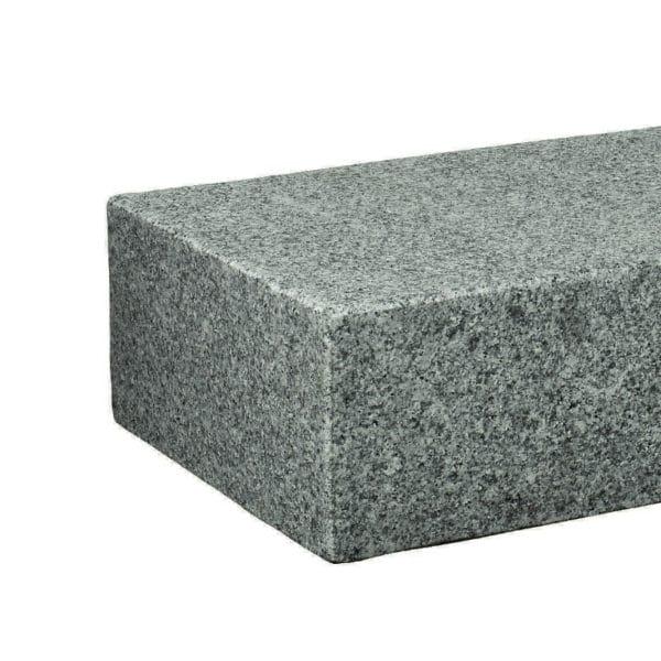 Marche granit gris foncé