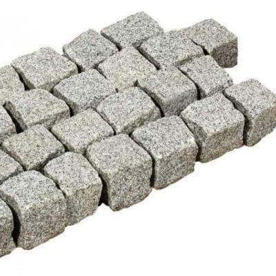 Pavé grès granit Portugais