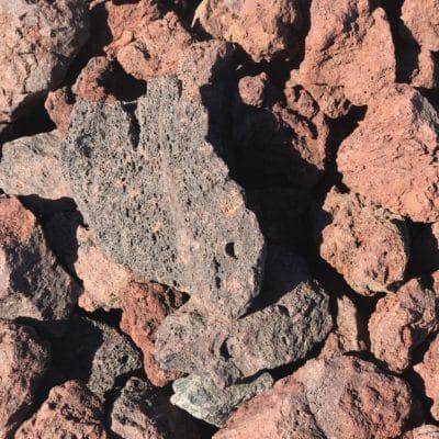 Pouzzolane 50 à 100 mm