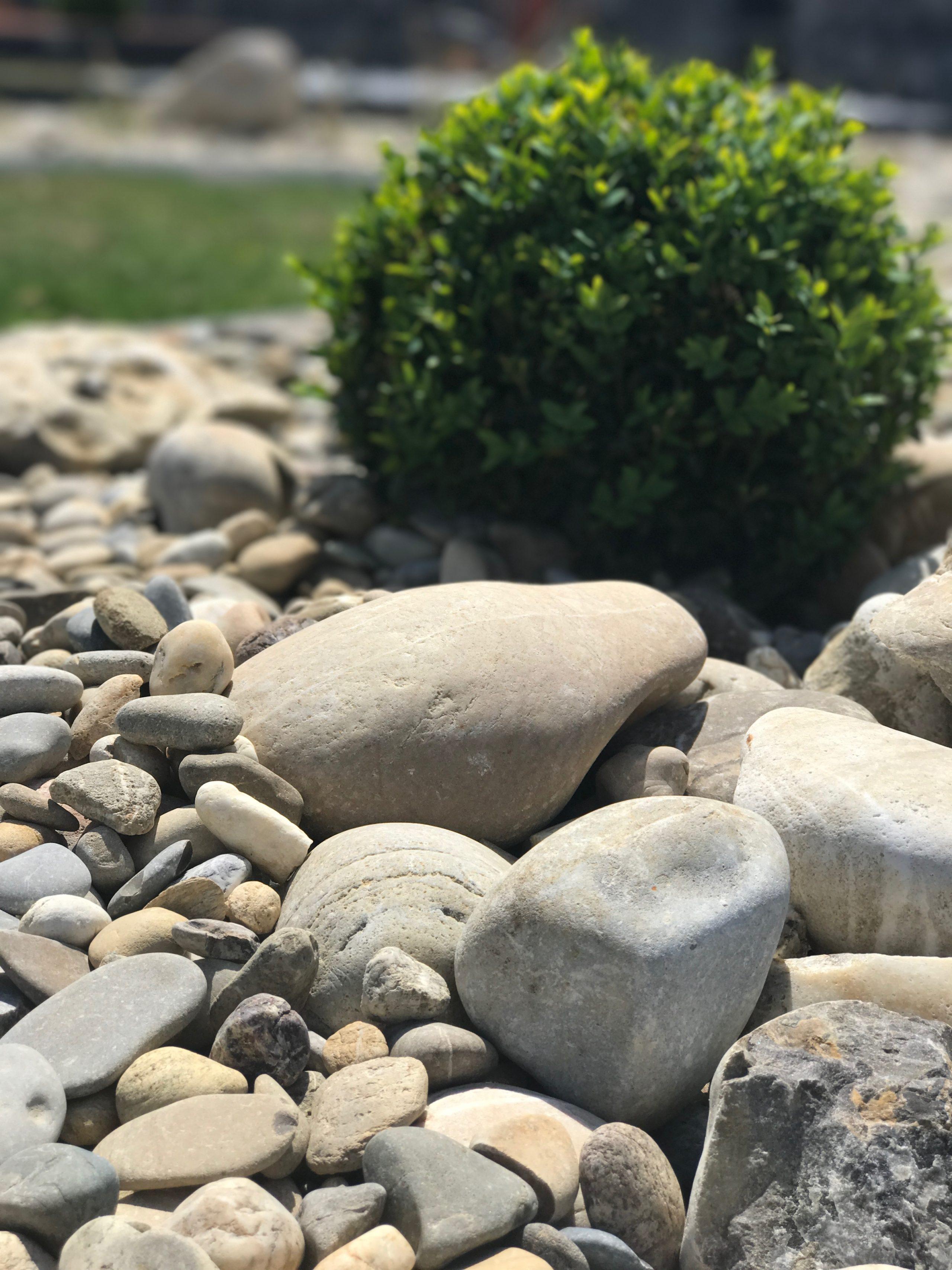 galets jardin gironde Galet de rivière 80 à 140 mm