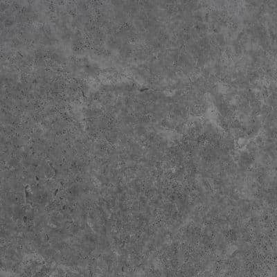 Dalle céramique Travertin Crosscut Anthracite