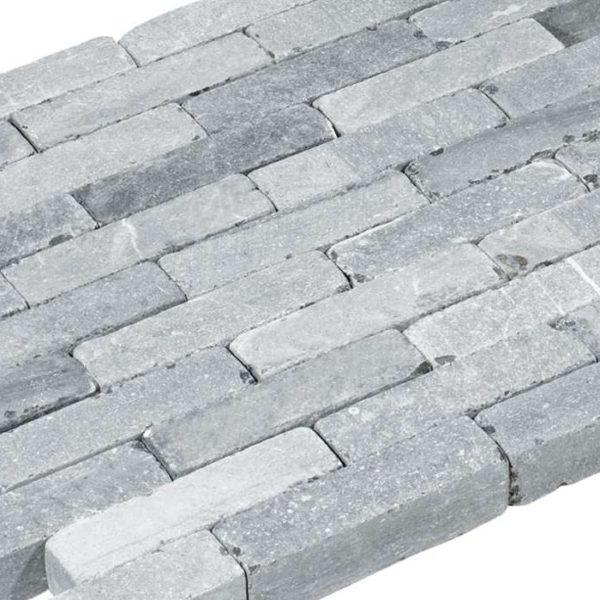 Pavé brique pierre bleue scié du Vietnam