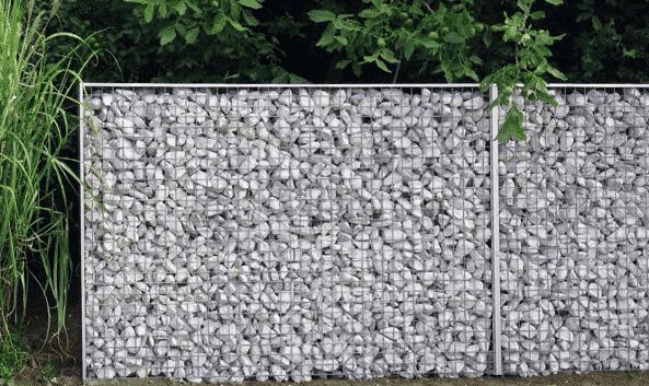 mur gabion alubox jardivrac am nagement ext rieur. Black Bedroom Furniture Sets. Home Design Ideas