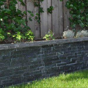 couvre mur palissade granit palissade pierre bleue. Black Bedroom Furniture Sets. Home Design Ideas