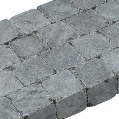 Pavé grès pierre bleue du Vietnam