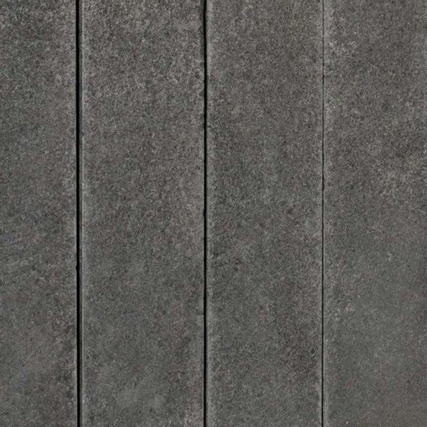 Palissade basalte scié noir