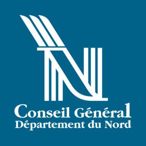 Logo Conseil général département du Nord