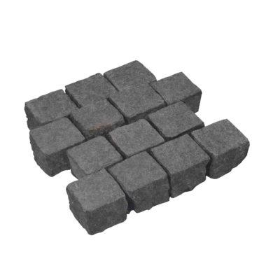 Pavé noir Vietnam basalte