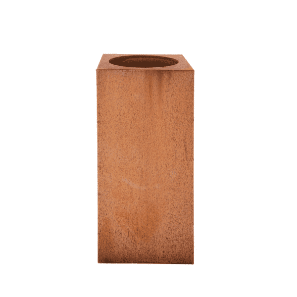 pot-colonne-corten-tokyo