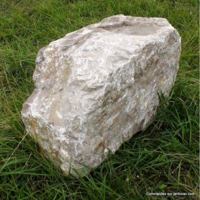 Roche et pierre