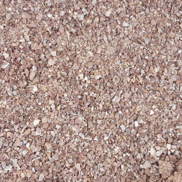 sable rouge de pétanque