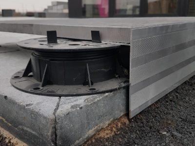 Profilé T BORDALU Aluminium