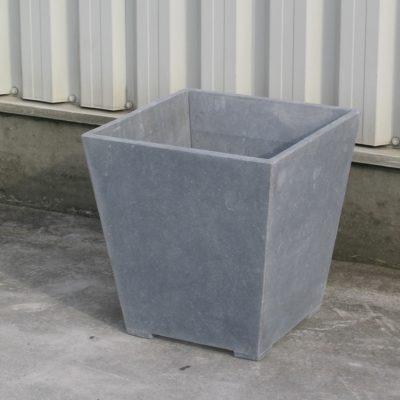 pot cône pierre bleue belge cône 1