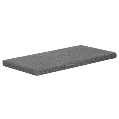 Margelle tibet dark grey bullnose
