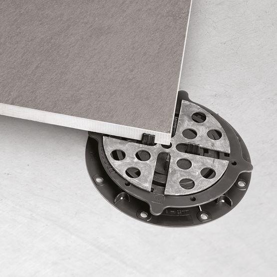 Plot pour terrasse 18 à 28 mm