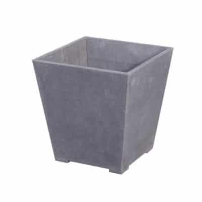 Pot cône pierre bleue belge
