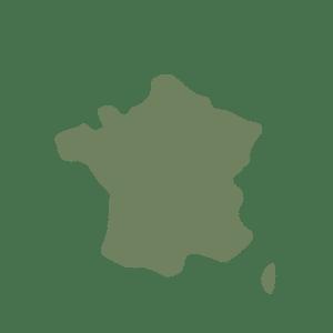 Icon carte de france