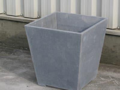 pot en pierre bleue du hainaut